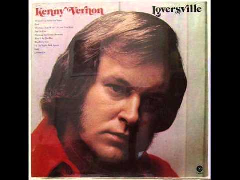 """Kenny Vernon """"Nothing But Lonely Between"""""""