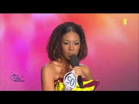 Replay Miss Martinique 2016