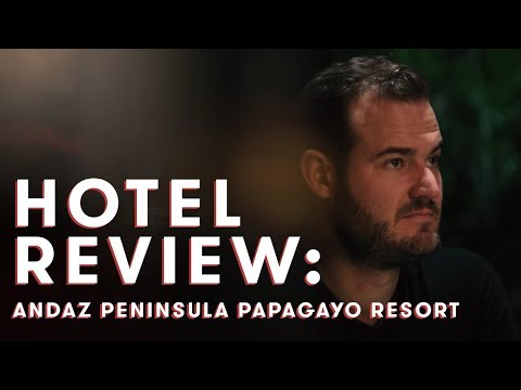 Spending My Birthday in Costa Rica at the Andaz Peninsula Papagayo Resort | TPGtv Episode 12