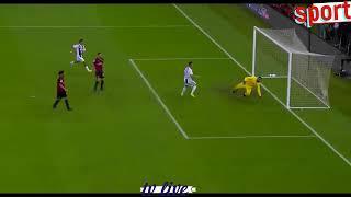 رونالدو يتألق من جديد في نهائي السوبر الايطالي ميلان ضد يوفنتوس