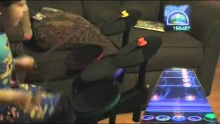 Korn - Freak On A Leash - Guitar Hero World Tour -Expert