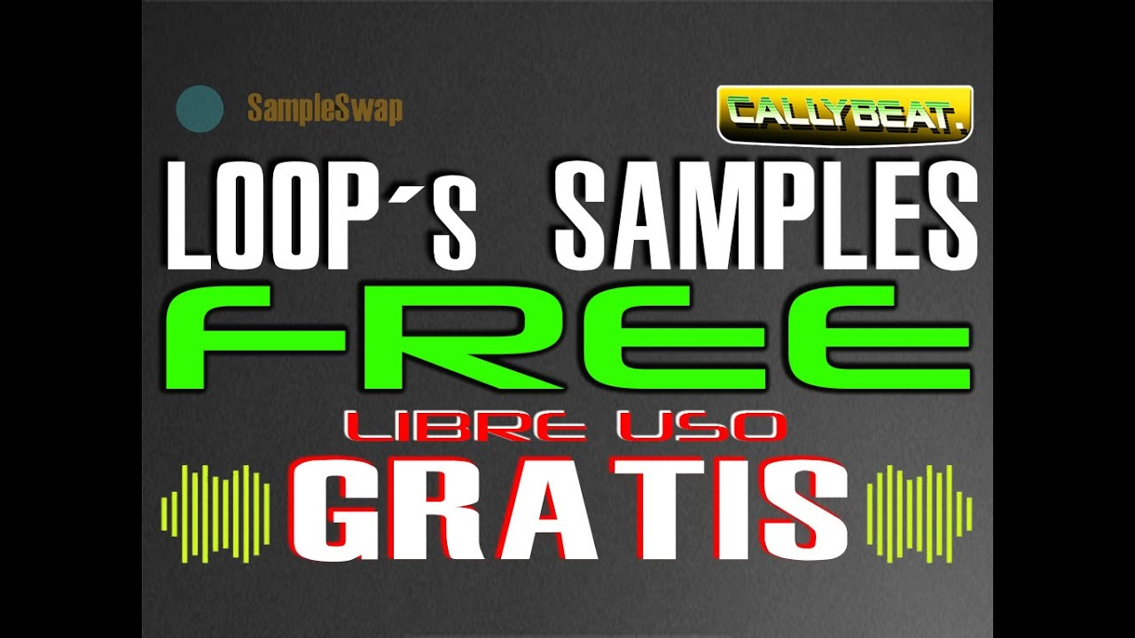 Loops Samples Drums Sonidos Efx Gratis Youtube