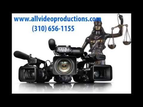 Legal Video Services   Deposition Videography in Los Angeles Santa Monica