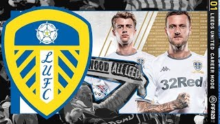 [NEW SERIES] MARCHING ON TOGETHER!! FIFA 20 | Leeds United Career Mode Ep1
