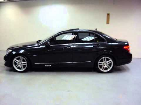 2012 mercedes benz c class c350 avantgarde amg sports auto for Mercedes benz c class sale