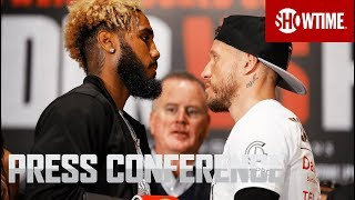 Wilder vs. Fury: Undercard Press Conference | Dec. 1 on SHOWTIME PPV
