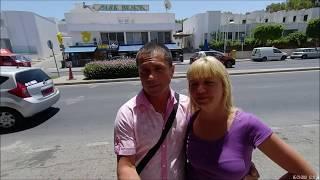 Лучшие отели Лимассола! Отель Park Beach 3*** звезды  Кипр   Cyprus  Май 2018 года