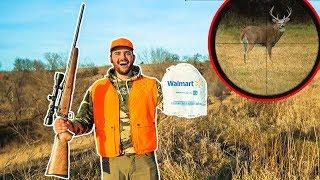 walmart-deer-hunting-challenge-catch-clean-cook