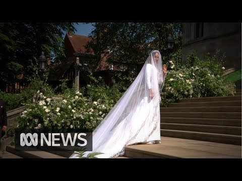 Meghan Markle's wedding dress: Designer kept secret from own husband