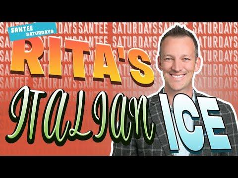 #SanteeSaturdays Episode 54 - Rita's Italian Ice