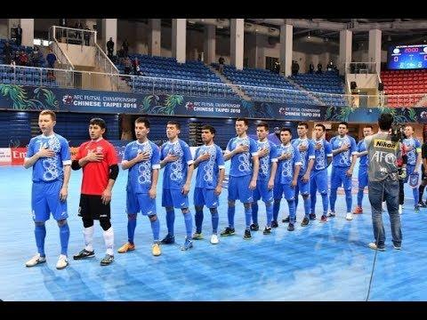 Узбекистан - Южная Корея 13:2 Футзал.