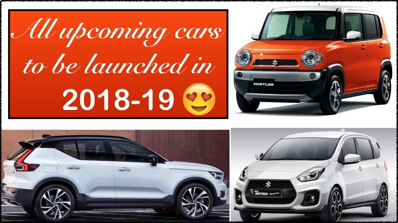 All New Latest Top Upcoming Cars In India 2018 2019 With Price Launch Date