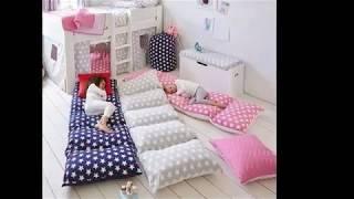 как сшить игровой матрасик из подушек