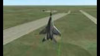 Lock ON Mig-29S performing Pugachev's Cobra