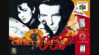 GoldenEye Music Uncompressed: Antenna Cradle