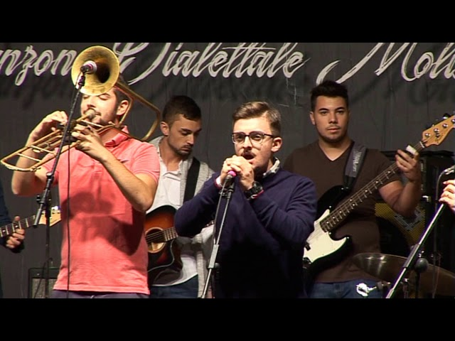 Gambatesa 13-08-2017: 28^ Festival  #troppsocialepocsocial   Tommaso Corvino da Gambatesa