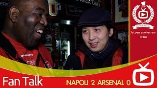 Arsenal 2 Napoli 0 - We Could Get Bayern, Madrid or Barcelona
