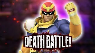 Captain Falcon Punches DEATH BATTLE!