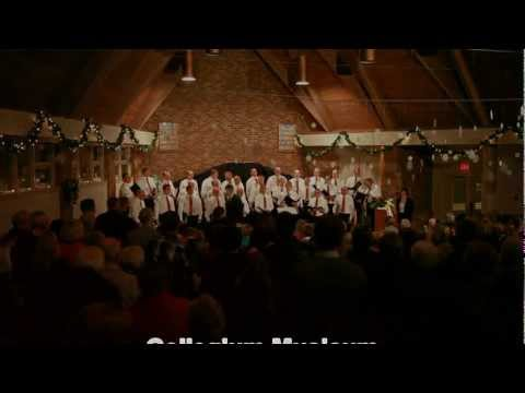 Then Sings My Soul (How Great Thou Art) performed by Collegium Musicum Male Chorus