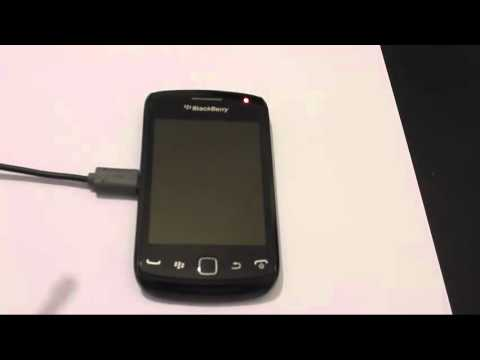 BlackBerry 9380 (Curve) Unlock Tutorial
