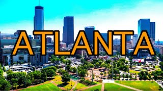 This is a walking tour from around downtown atlanta georgia. in the i walk down peachtree street all way to olympic park where geor...