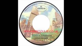 David Oliver - Friends And Strangers - Mercury