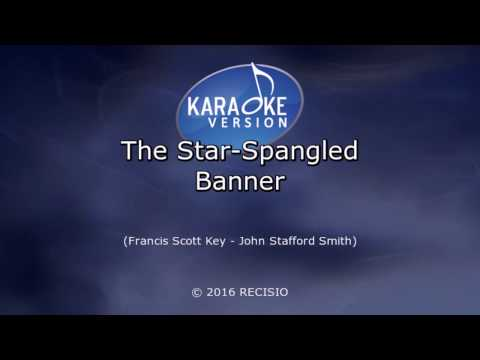 Inno nazionale-The Star Spangled Banner(United States of America)-Karaoke