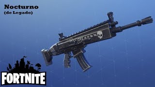 The best assault rifle? / Night (Legacy) Fortnite: Saving the World #52