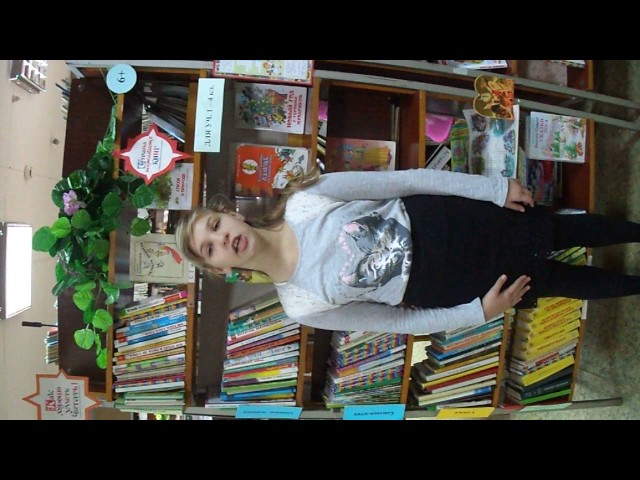 Изображение предпросмотра прочтения – АлександраЛаврова читает произведение «Бородино» М.Ю.Лермонтова