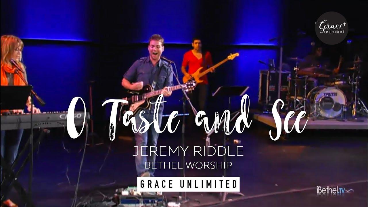 o taste and see chords pdf
