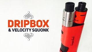 Kanger Dripbox Review & Velocity RDA Squonk Alternative