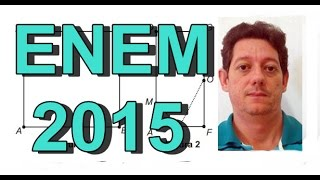 Enem 2015 - Matemática - Observação Geométrica ( Questão 155 - Prova Cinza)