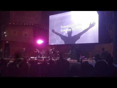 """""""I Live to Worship""""  Israel & New Breed @ Chicago Gospel Fest 2018 Mp3"""