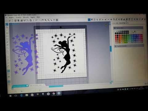 5  Come Creare Un File Silhouette Studio Partendo Da Un'immagine Presa On Line   Parte 1