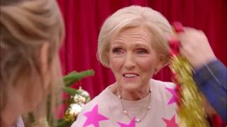 I go into business with Mary Berry!
