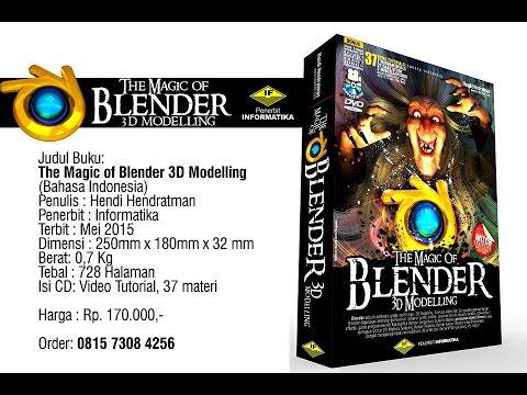 Buku Tutorial Blender Pdf