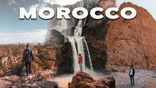 Travel to Morocco : my year 2018 ( we meet rory kramer )