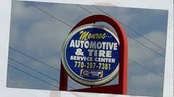 Coupons for Oil Changes, brakes, wheel alignment, Monroe, Ga