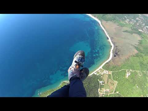 Paragliding in Montenegro  Full version