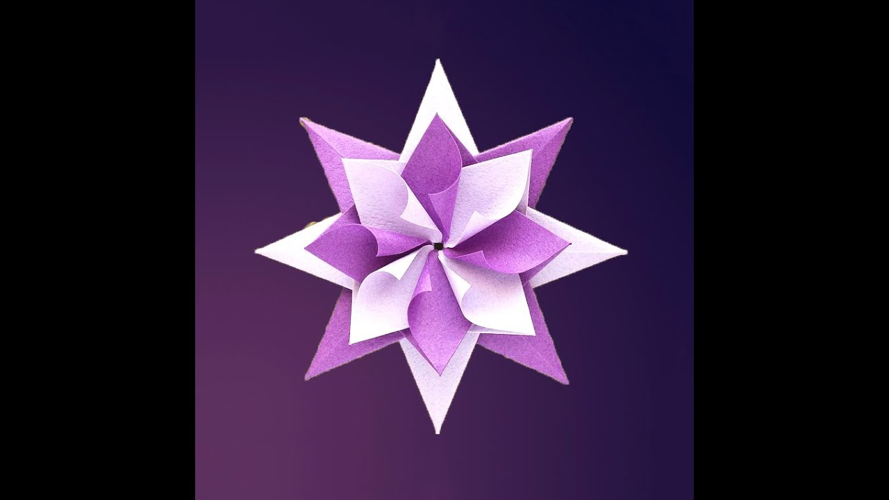 easy and awesome origami star О�игами звезда ideas for