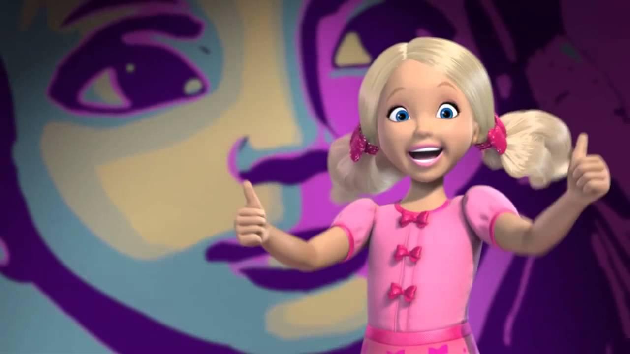 barbie animated series