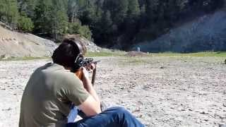 Shotgun and rifle shooting in California 2014