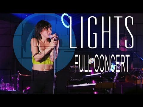 Lights - Full Concert in Ft Lauderdale, FL - Culture Room