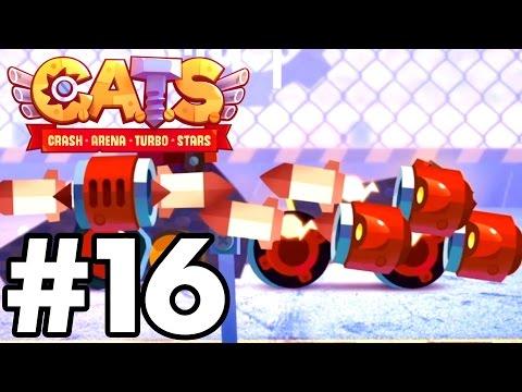 "EPIC ""PRESTIGE 2"" BUILD..!!! | C.A.T.S | Crash Arena Turbo Stars Gameplay Part 16"
