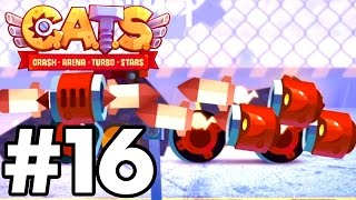 EPIC PRESTIGE 2 BUILD..!!! | C.A.T.S | Crash Arena Turbo Stars Gameplay Part 16