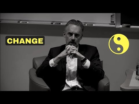 Jordan Peterson - How to deal with change