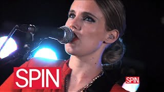 "SPINhouse Live: Anna Calvi, ""Love Won't Be Leaving"""