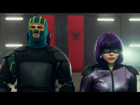'Kick-Ass 2' Trailer