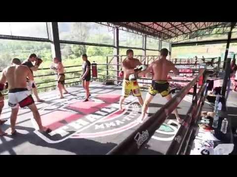 Welcome To AKA Thailand! Development Highlight - MMA Muay Thai Fitness Camp Phuket Thailand