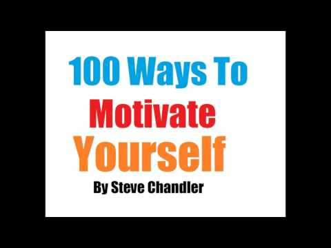 100 Ways to Motivate Yourself(Audiobook) – Audiobooks For Success